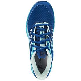 Salomon Sense Link Trailrunning Shoes Women gentiane/teal blue/igloo blue